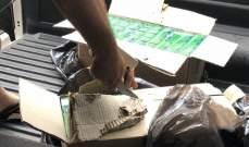 الحرس البلدي في مدينة الشويفات يضبط كميّة من الأدوية المخدّرة