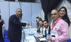هاشم: نأمل أن تكون انتخابات نقابة أطباء الأسنان مثالا يحتذى في السياسة