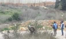 النشرة: حال من الترقب على الحدود قرب بوابة فاطمة في ظل انتشار للجيش
