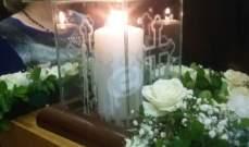 وصول شعلة النور المقدس إلى دير سيدة البلمند