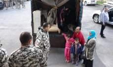 النشرة: بدء تجمع 67 نازحًا سوريًا في النبطية تمهيدا لعودتهم إلى بلدهم