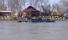 الداخلية العراقية: ارتفاع عدد ضحايا غرق عبارة نهر دجلة إلى 96 قتيلا