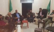 حماس دعت للإسراع في التعويض على اهالي حي الطيرة بعين الحلوة