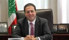 شقير بحث وسفير تركيا تنمية العلاقات الاقتصادية بين البلدين