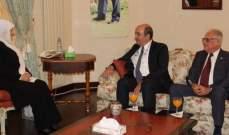 الحريري عرضت وسفير تركيا العلاقات ومجالات التعاون