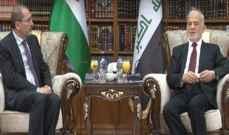 الصفدي للجعفري: إستقرار العراق وأمنه ركيزة للأمن والإستقرار الإقليمين