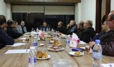 النشرة: قطع طريق العاقبية احتجاجا على قرار هدم التعديات على مشروع الليطاني