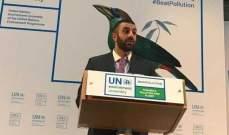ممثل وزير البيئة:  لوضع خطة طوارئ للحد من انعكاسات النزوح على البيئة