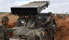 الجيش السوري يصد هجوما لمقاتلي النصرة على كفر نبودة ويقتل 10 منهم