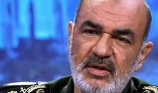 العميد سلامي:رد إيران على الأعداء سيكون طاحنا ولا نجامل بموضوع الأمن الوطني
