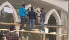 جنبلاط: اين نقابة المهندسين ووزيري السياحة والثقافة من تشويه القاعة الزجاجية في وزارة السياحة؟