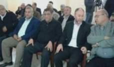 حزب البعث: نقف إلى جانب الشعب الفلسطيني وقضيته المركزية للأمة العربية