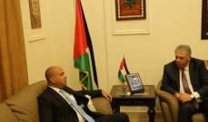 دبور التقى السفير الكوبي: نرفض كل الصفقات التي تستهدف القضية الفلسطينية