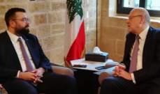 ميقاتي: أعطينا كلمة للحريري بشأن انتخابات طرابلس ونحن عند كلمتنا