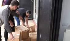حملة للتيار الوطني الحر لتوزيع مساعدات في عكار برعاية باسيل