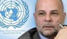 مدير عام الاونروا في لبنان: حريصون على توفير الحماية لللاجئين وموظفي الأونروا في المية ومية