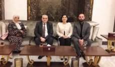 جبق وصل الى الكويت للمشاركة في ملتقى تطوير الرعاية الصحية العربية