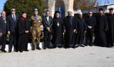 لقاء للمرجعيات الدينية في مقر اليونيفيل الإيطالية في شمع