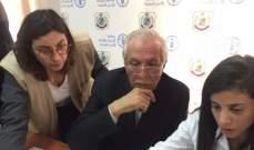 زعيتر: وزارة الزراعة باشرت العمل على تأسيس سجل المزارعين اللبنانيين