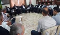 الجماعة الاسلامية استقبلت المهنئين بعيد الأضحى:للاسراع بتشكيل الحكومة  وتفعيل عمل المؤسسات