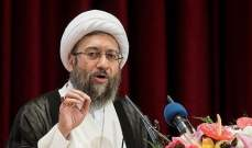 مسؤول ايراني: لا مصلحة في مماشاة الرغبات الاستعلائية للغرب