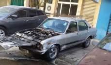 الدفاع المدني: إخماد حريق شب داخل سيارة في برج حمود