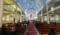 حارة حريك تحتفل بعيد شفيعها مار يوسف يوم الأحد