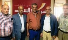 وفد التنظيم الشعبي الناصري زار نجاح واكيم: لوجود تيار سياسي وطني لا طائفي