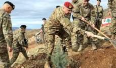 قائد الجيش: لن نسمح لطامع بتحقيق مآربه وسنبقى الحصن المنيع للبنان وسنفديه بدمائنا
