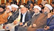 جبري أشاد بوحدة شعبي العراق وسوريا ووقوفهما بوجه مخططات التقسيم الصهيو-أميركية