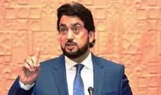 وزير باكستاني: تعزيز العلاقات مع طهران من اولويات اسلام اباد