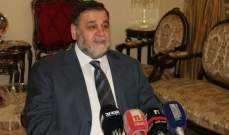 الضاهر: انتخابات طرابلس لها خصوصية ولا تعبّر عن معركة فعلية