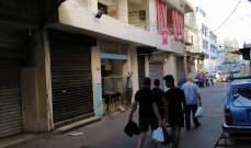 النشرة: اطلاق نار في مخيم عين الحلوة اثر تجدد اشكال فردي