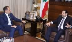 الجميل: ليأخذ عون والحريري المبادرة ويطرحا حكومة إنقاذية من خلال اختيار اختصاصيين