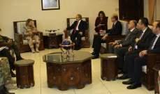 المقداد: لن نتردد في التصدي لمحاولات إسرائيل إطالة احتلال الجولان
