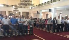 وفد سياسي زار بلدة القاع  في رسالة دعم للجيش والأهالي