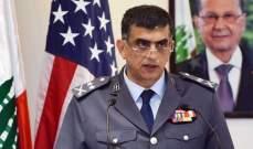 عثمان: الهبة الأميركية ستساعد في تدريب الضباط والعناصر العاملين في السجون