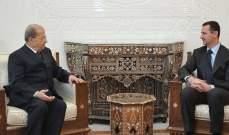 عون: سأزور الأسد!