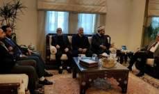 القطان: سنبقى مع العروبة ومع سوريا الشقيقة ولا بد أن ينجلي السواد