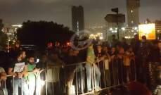 النشرة: الكتائب يقفل الطرقات في ساسين احتجاجا على توقيف شاب كان يوزع منشورات