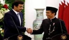 أمير قطر: مستعدون للحوار لحل الأزمة الخليجية التي لا يوجد رابح منها
