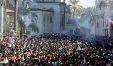 سكاي نيوز: مليون متظاهر خرجوا بالجزائر العاصمة احتجاجا على ترشح بوتفليقة