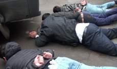 """لجنة التحقيقات الروسية: القبض على خلية لـ""""داعش"""" من 7 أشخاص في ضواحي موسكو"""