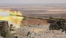 وحدات الجيش السوري دمرت أوكارا للمجموعات المسلحة بريف إدلب الجنوبي الشرقي