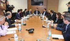 لجنةتكنولوجياالمعلومات اطلعت خلال جلستها على مشاكل شركات التكنولوجيا بلبنان