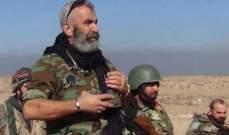 مقتل العميد عصام زهر الدين قائد قوات الحرس الجمهوري بدير الزور