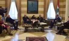 المشنوق وقّع قرار إنشاء الهيئة اللبنانية لدعم القضية الفلسطينية
