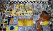 اكتشاف مقبرة تاريخية عمرها 4300 عام جنوب القاهرة