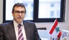 بيفاني: نحن بصدد اقرار قرض المشروع المتعلق بالطريق السريع بين بيروت وطبرجا
