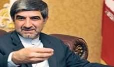 السفير الإيراني بلبنان: التطورات في المنطقة هي لصالح محور المقاومة